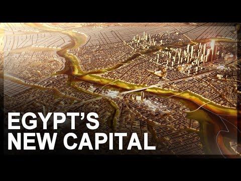 Geoeconomics of Egypt's new capital