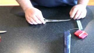How To Sharpen A Fillet Knife