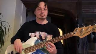Asia: Love under Fire (bass cover)