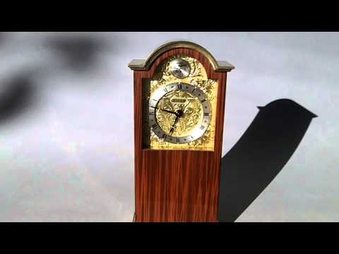 Swiss Musical Alarm Clock