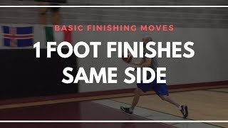 Fundamental Finishing Moves | Same Side Layups
