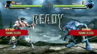 Killer Instinct: sabrewulf's midnight howling pt 1