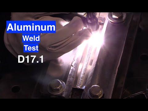 One Big Tip for Passing Aluminum TIG Welding Test
