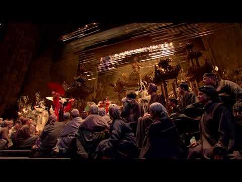 Turandot at the Metropolitan Opera