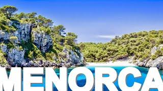 Menorca 2015 - cala'n bosch - Cala Macarella - Cala Macarelleta - Son Bou. Beaches in menorca.