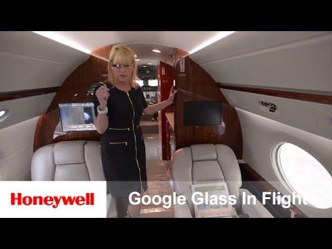 Google Glass In Flight | Productivity | Honeywell