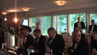 Leave Us Leap - Roger Berg Big Band  at Falsterbo Jazzklubb