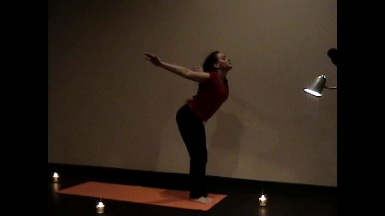Hatha Yoga - Catherine Tardif  3-17-05