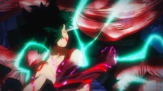 Midoriya vs Muscular [FULL FIGHT] - Boku no Hero Academia Season 3 AMV