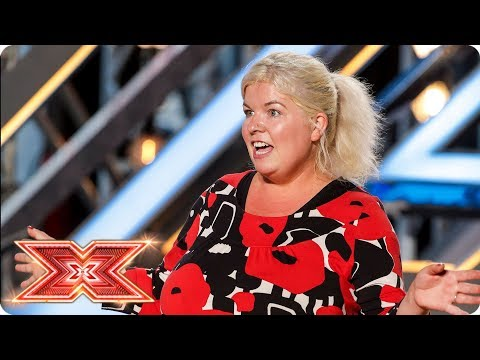Alice Stafford gets her Shakira on! | Auditions Week 3 | The X Factor 2017