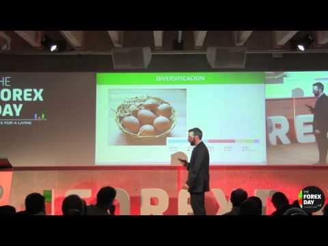 Jesús Pérez: Consistencia en trading en Forex Day 2015