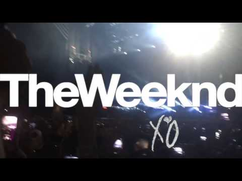 The Weeknd @ Lollapalooza Chile 2017