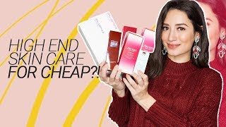 Affordable High - End Skin Care + GIVEAWAY (Closed)  | Nicole Andersson