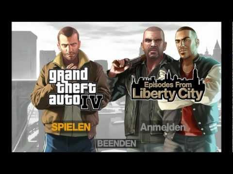 Let's Play Together Grand Theft Auto IV #001 [Deutsch] [HD] – Mit Karacho durch die City