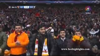 Galatasaray Juventus 1-0