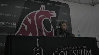Mike Leach Following Loss to USC in final minutes