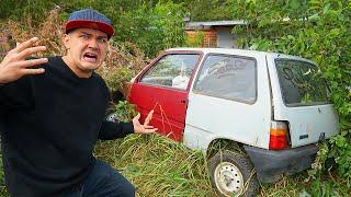Купили на аукционе автомобиль за 30 тысяч а там мы нашли