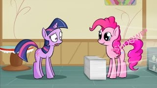 """Pinkies New Promise"" MLP Comic Reading"