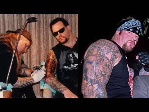 Paul Booth Tattooed the Undertaker With a Demonic Portrait | Paul Booth's Last Rites