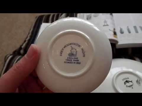 How To Identify Collectable British Pottery And Ceramic Factory Marks