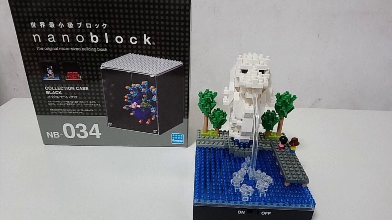 Merlion Nanoblock