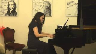 Vasilije Mokranjac - Etude No.4