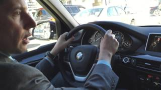 2016 BMW X5 40e (Plug-in Hybrid) overview and test-drive