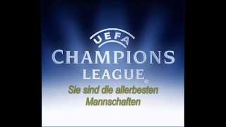 UEFA Champions League official theme song with lyrics