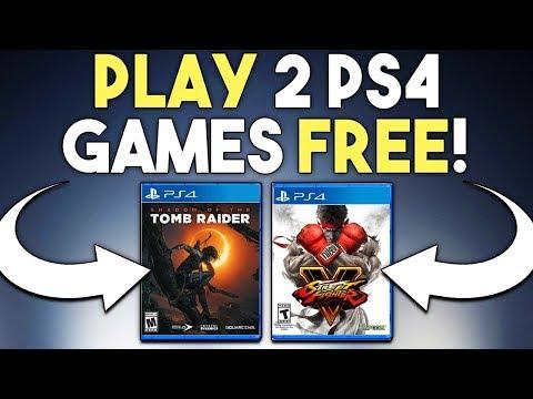 Play 2 PS4 Games Free! New PS4 JRPG Details! thumbnail