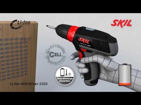 Skil Cordless drill 2320