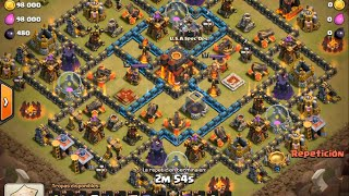 Clash of Clans | ELITE WAR - MP 3.0 Clan Principal - ChEmY in action - Terror Attack MKMA Style