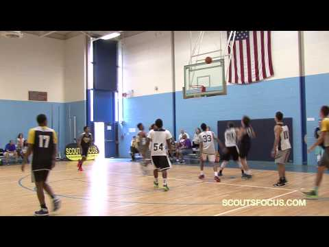"""Team6 259 Stormy Flinchum 6'5"""" 170 Richmond Senior High School North Carolina 2016"""