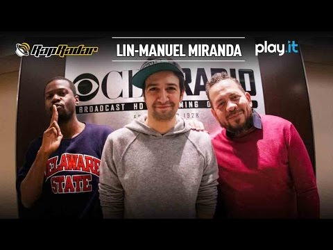 Lin-Manuel Miranda (Full) - Rap Radar