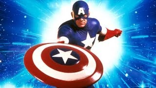 New Captain America 1990 trailer