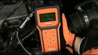 Tester alta presión Common Rail Beta 96...