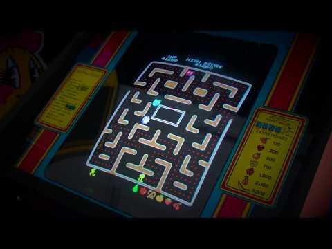 Crazy Otto (Ms. Pac-Man Prototype) Raw Gameplay