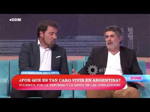 Realidad de la Economía Argentina 2017   Claudio Zuchovicki y Fernando Alonso
