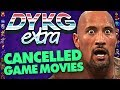 The Rock's Cancelled Video Game Movie [Gaming Movies] - Did You Know Gaming? extra Feat. Dazz