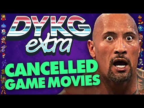 The Rocks Cancelled  Game Movie Gaming Movies - Did You Know Gaming? extra Feat Dazz