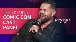 The Expanse Cast Panel   New York Comic Con 2019   Prime Video