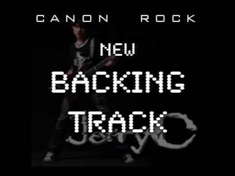 Canon Rock: NEW BACKING TRACK !!! 2010 Mp3