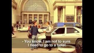Английский язык для туристов. Урок 1. Приезд в другую страну