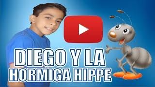 La Hormiguita Hippie ► Cantada Por DIEGO ALEJANDRO