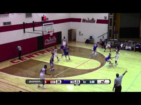 MBB: Ozark Christian College at Central Christian College of the Bible - 11/14/2015