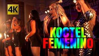 Koctel Femenino - Mix Cumbia Internacional 4K