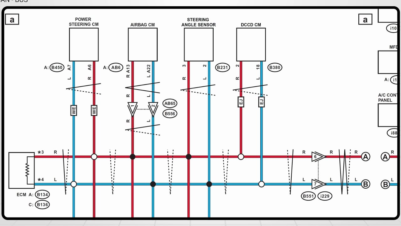 Subaru Circuit Diagrams