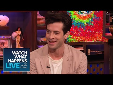 Mark Ronson Talks Bradley Cooper & Lady Gaga's Chemistry | WWHL
