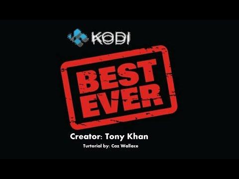 The Best Ever (Kodi Setup Wizard)