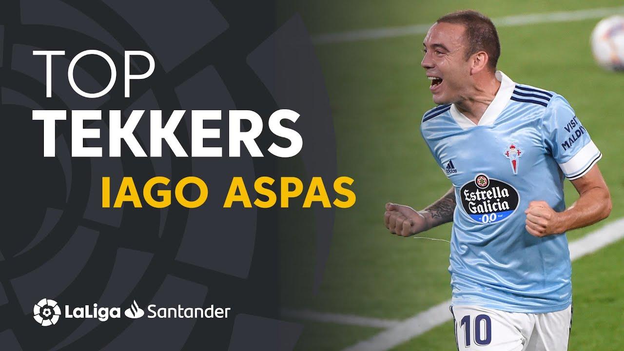LaLiga Tekkers: Iago Aspas da la primera victoria al RC Celta