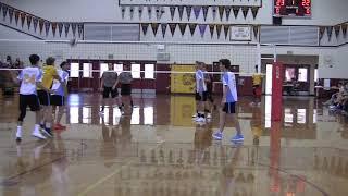 Heritage High School: Boys JV Volleyball 4-24-18